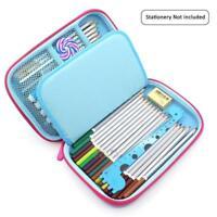 Large Capacity EVA Animal Stationery Cute Cartoon Pencil Pen Bag Pouch Case Box