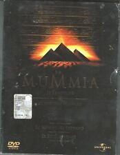 COFANETTO CON  5 DVD  : LA MUMMIA   LE LEGGENDE   NUOVO SIGILLATO