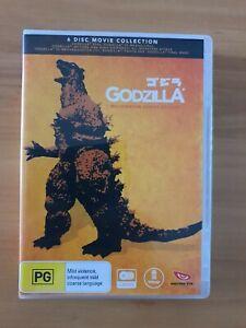 Godzilla - Millennium Boxset :  (DVD, 2009, 6-Disc Set)