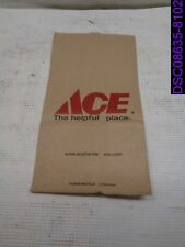 Qty = 800 Bags (2 Packs of 400): Ace Hardware 3# Paper Sacks