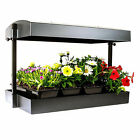 SunBlaster T5HO Grow Light Garden with 2 Strip Lights & T5 Reflectors (Used) picture