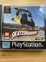 MTV Sports Skateboarding Ps1
