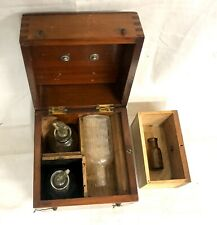 Antique Apothecary Box / Medical Box With Drawer