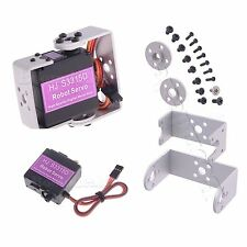 HJ S3315D 15KG Torque Metal Gear Brushless Motor Digital Servos for RC Car/Robot