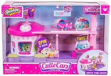 Shopkins Cutie Cars Shopkins Drive Thru Diner Playset 56538 Shopkins Toy GIFT