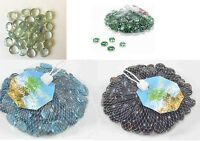 Glass Nuggets Stones Beads Pebbles For Home Decorative Vase Great Weddings Clear