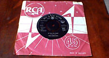 "THE SIDEKICKS SUSPICIONS / UP ON THE ROOF 1st RCA VICTOR UK 45 7"" 1966 POP PSYCH"