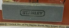 Stanley Sharpening Stone Tungsten Whet rock Oil Honing Rock Aluminum Oxide