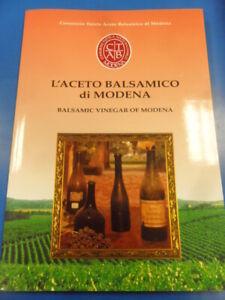 aceto balsamico di modena antologia di autori vari ita e ing GAMBERI