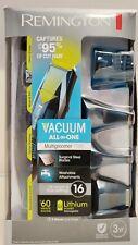 Remington VPG6530 4-in-1 Lithium Power Series Vacuum Grooming Kit, Beard Trimmer