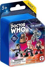 Doctor Who BBC Time Squad Keychain Mystery 2 Pack Lot Figure Wave 1 NIB