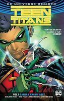 Teen Titans TP Vol 1 Damian Knows Best [Rebirth] Percy, Benjamin VeryGood