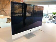 "Apple iMac 27"" Late-2013 3.4 GHz, 256gb SSD"