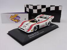 """Minichamps 437726506 # Porsche 917/10 Can Am 1972 """" Mike Donohue """" 1:43 Lim.Ed."""