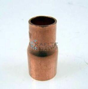 Kupfer Reduziernippel a/i 15 - 10 mm, 5243
