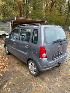 Opel Agila A 2007 BJ Getriebe M24  106 000km