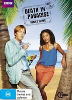 Death In Paradise : Series 3 (DVD, 3-Disc Set) NEW