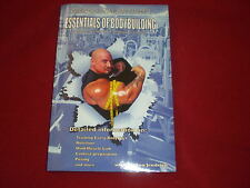 Essentials Of Bodybuilding Book by Gregg Valentino and Nathan Jendrick Brand New