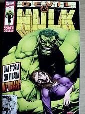 Devil & Hulk n°32 1996 ed. Marvel Italia  [G.177]