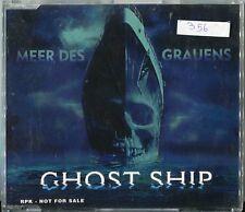 Ghost Ship   CD Promo Radio Press Kit   MEER DES GRAUENS  © 2003 Warner Bros.