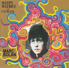 MARC BOLAN (T. REX)  Sleepy Maurice & Cat Black  PICTURE SLEEVE record NEW RARE!