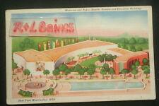 New York World's Fair 1939, Science & Education Buildings.