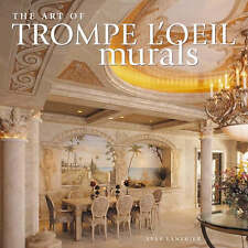 The Art of Trompe L'oeil Murals-ExLibrary
