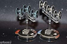 Star Wars Armada Decals for CORE SET TIE Fighter Squadrons