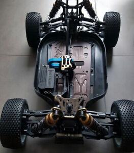 Kyosho inferno MP9E Supporto Motore Elettrico Electric Motor Mount Motormount