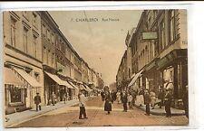 CP Belgique - Charleroi - Rue Neuve