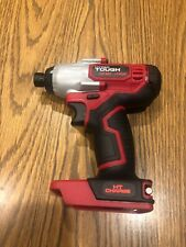 "Hyper Tough 20V 1/4"" Cordless Impact Driver AQ76012G (Tool only)"