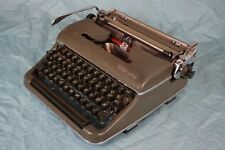 Collectible Vintage Olympia SM4 Typewriter (1958)