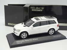 Minichamps 1/43 - Mercedes GL Blanco