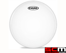"Evans G Plus 14"" Tom Drum Head Skin Coated EVB14GP DrumSkin DrumHead"