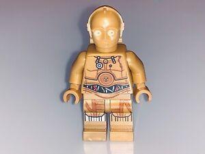 LEGO STAR WARS C3-PO FROM THE 2014 UCS SANDCRAWLER 75059 - SPECIAL BODY - NEW