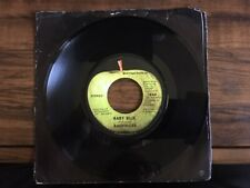 Baby Blue/Flying/Badfinger/45 RPM/Apple Records-1972