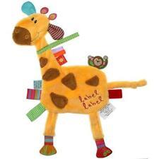 Label-Label Giraffe Schmusetuch Kuscheltuch Schnuffeltuch