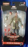 Marvel Legends Black Widow Taskmaster Spiderman Into the Spider-Verse Peter B. P