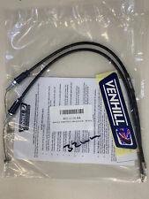 BMW R45 R65 R80 32mm Cables Del Acelerador Bing Inferior R/H & L/H Venhill Nuevo
