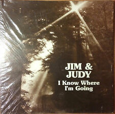 ULTRA RARE OBSCURE VINYL MINT SHRINK LP RELIGIOUS FOLK JIM & JUDY PRIVATE PRESS