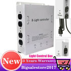 MLC HID Light Control Box 120V 240V 8000W 8 Outlet Timer+Trigger Cord Hydroponic picture
