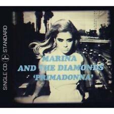 MARINA & THE DIAMONDS - PRIMADONNA (2TRACK)  CD SINGLE NEW