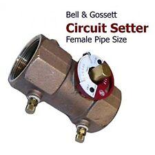 """ITT Bell & Gossett 117107LF 3""""NPT CircuitSetterLedFree"""