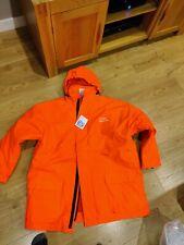 Wenaas Mens FR Hi Vis Jacket Flame Resistant lined Waterproof Workwear Size xxxl