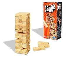 Hasbro - Jenga Gioco di Precisione e Abilità giochi di società Gioco da Tavolo