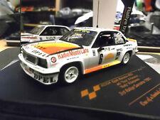 OPEL Ascona B 400 Rallye WM 1981 #6 Tony Fassina Rudy Conrero SP Vitesse 1:43