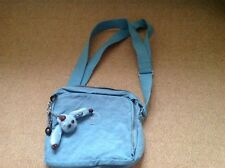 New Without Tags Kipling Brownie Breezer Bag in A Turquoise Blue