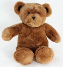 "Build a Bear Workshop Brown Bear Plush Stuffed Animal 15"""