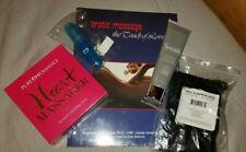 Pure Romance Massage Gift Set - Heart Massager, Serenity, Surprise Dice & More!!