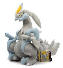 "Takaratomy Pokemon Best Wishes 12"" Big Plush - White Kyurem"